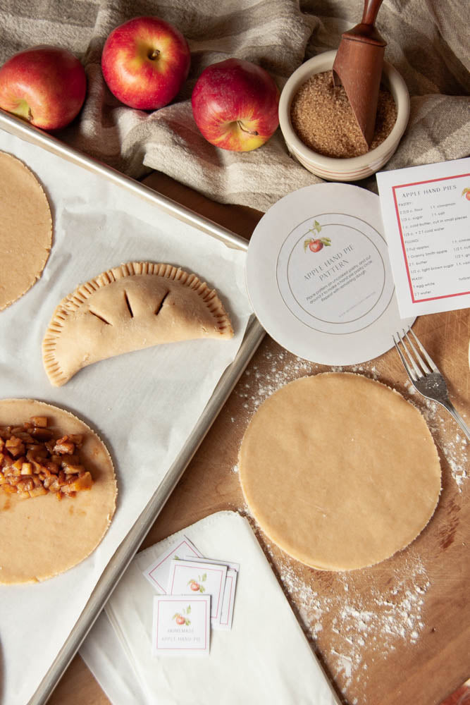 Apple Hand Pie Kit