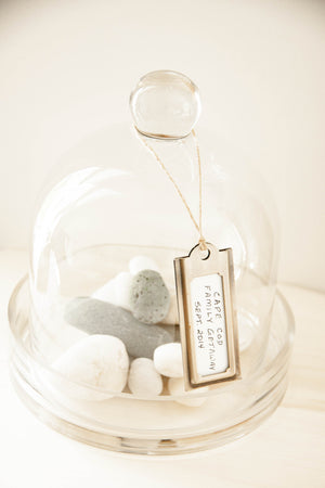 Glass Cloche for Mementos
