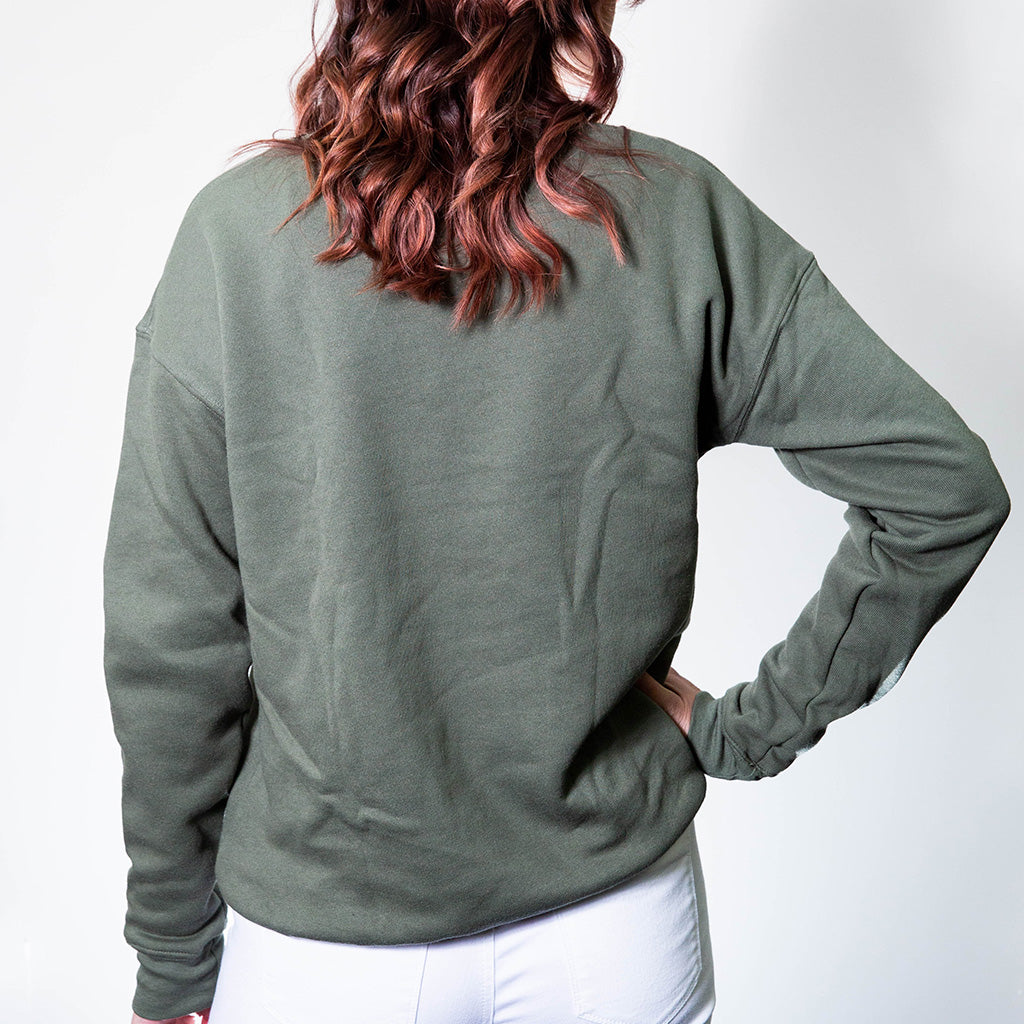 AMEN Sweatshirt - Olive