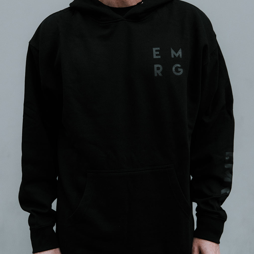 Awken Church Emerge Original Hoodie - Stealth