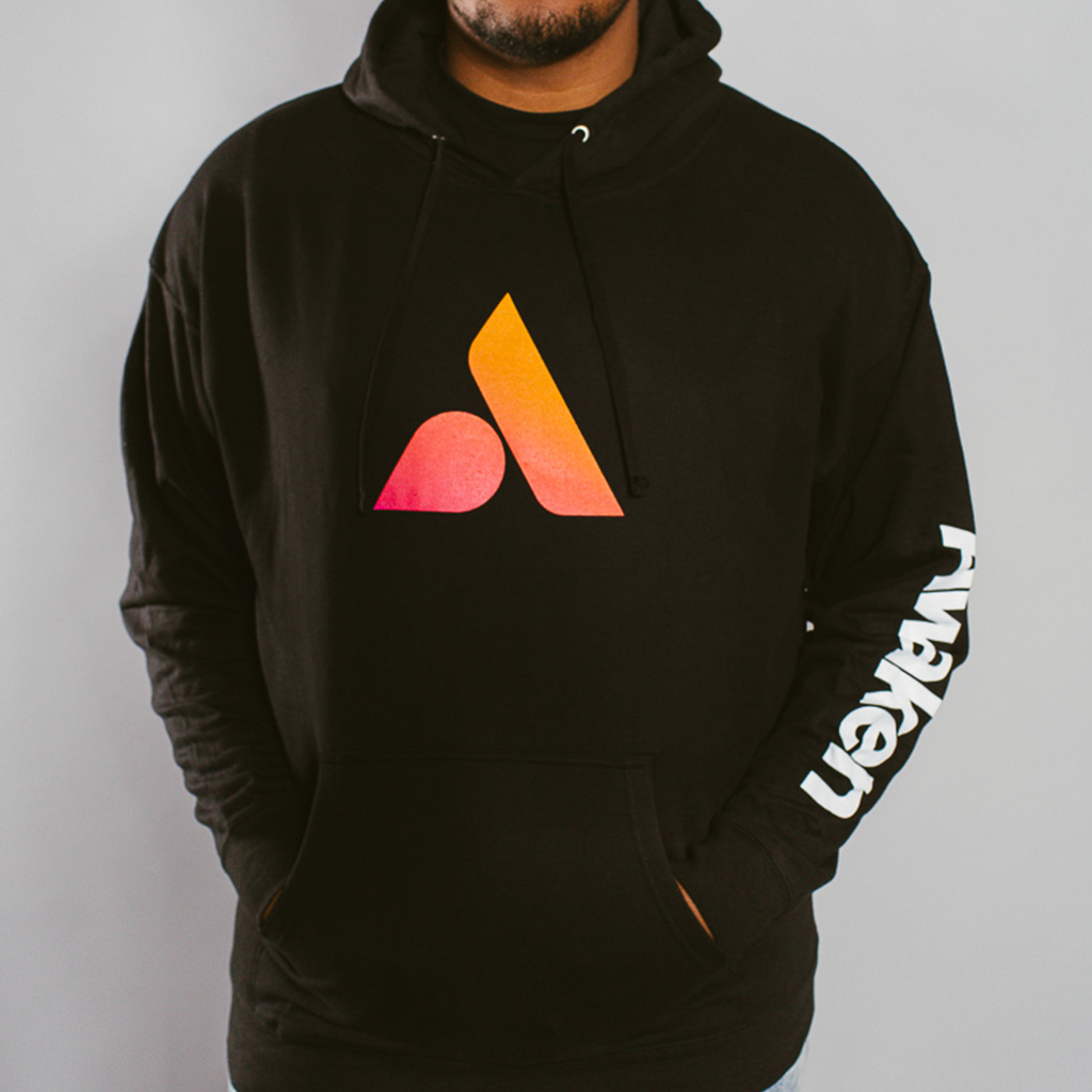 Awaken Church Hoodie Black