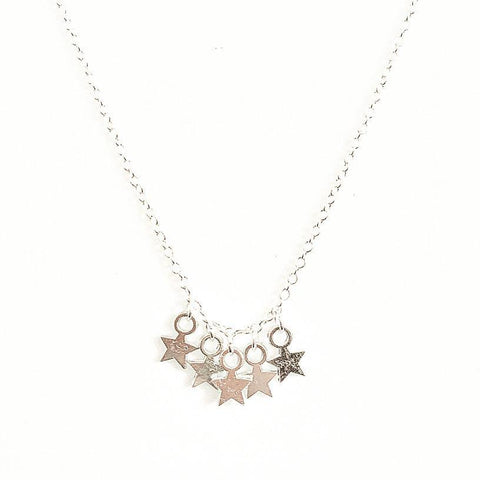 Stars Necklace - highmaintenancejewellery