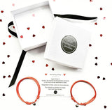 The Red String of Fate Duo Bracelets - highmaintenancejewellery