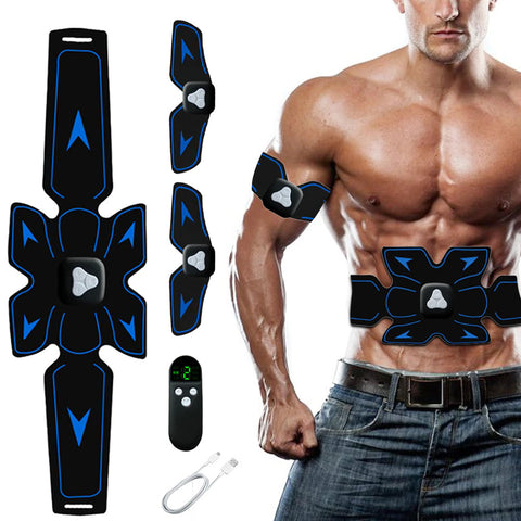 EMS Training Abs Workout at Home