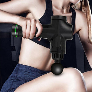 vibra massage gun muscle soreness relief cellulite treatment