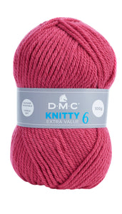 DMC Lana Knitty 6 Just Knitting 100g