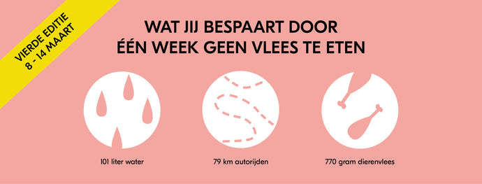 Nationale Week Zonder Vlees 2021