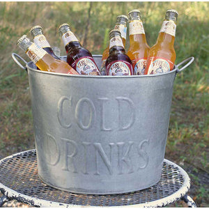 Cold Drinks Tub