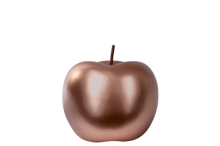 Ceramic Apple in Rose Gold