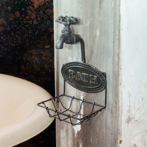 Vintage Bath Soap Holder