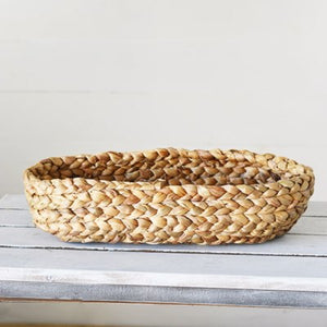 Hyacinth Bread Tray