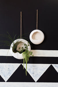 Hanging Clay Planter
