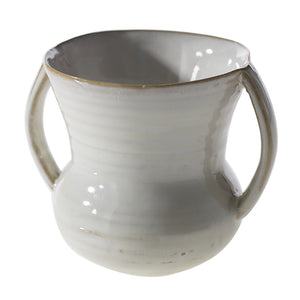 Ceramic Pot with Handles