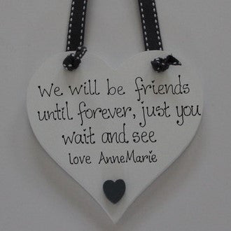 Friends Heart Style 3