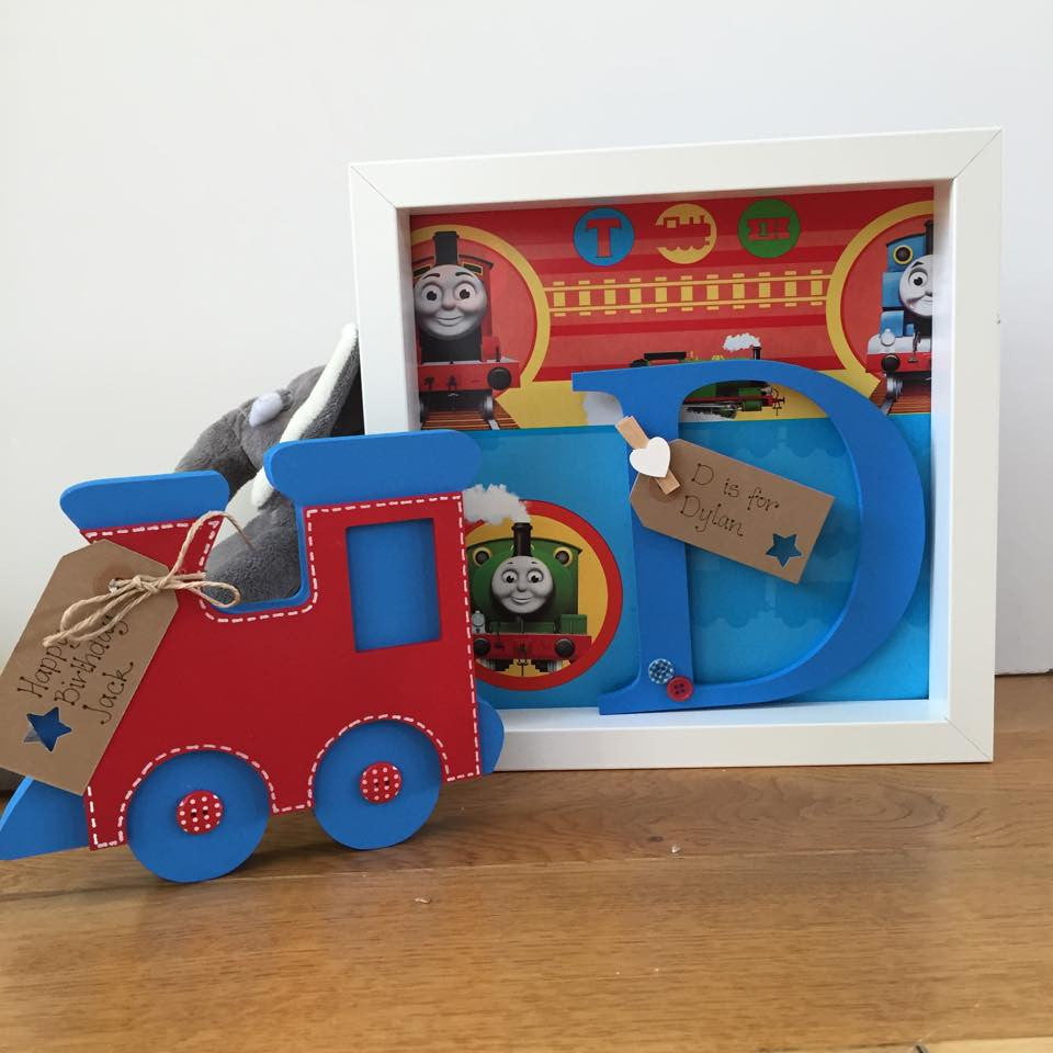 Thomas the Tank Engine Character Initial Frame