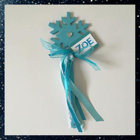 Frozen Wishing Wand