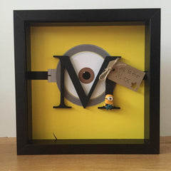 Minions Initial Frame