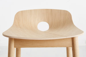 Woud | Mono Counter Stool - Oak