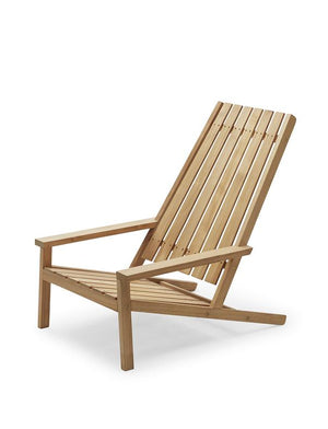 Skagerak | Between Lines Deck Chair - Teak