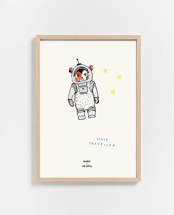 Paper Collective | Space Traveller Print 30 x 40cm