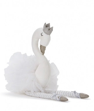 Sophia the Swan - White