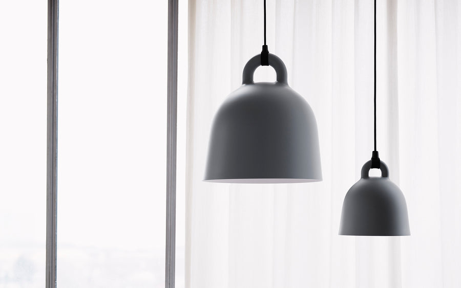 Normann Copenhagen | Bell Lamp - Grey