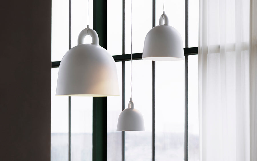 Normann Copenhagen | Bell Lamp - White