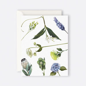 Card - Botanicals