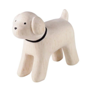 Wooden Toy Poodle