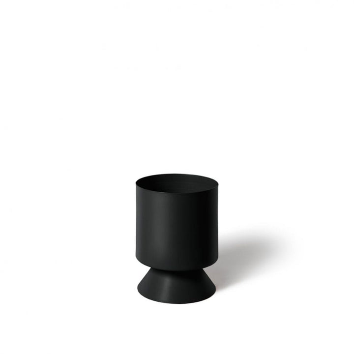 Palm Springs Planter Small- BLACK