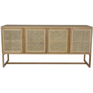 GlobeWest | Willow Woven Buffet