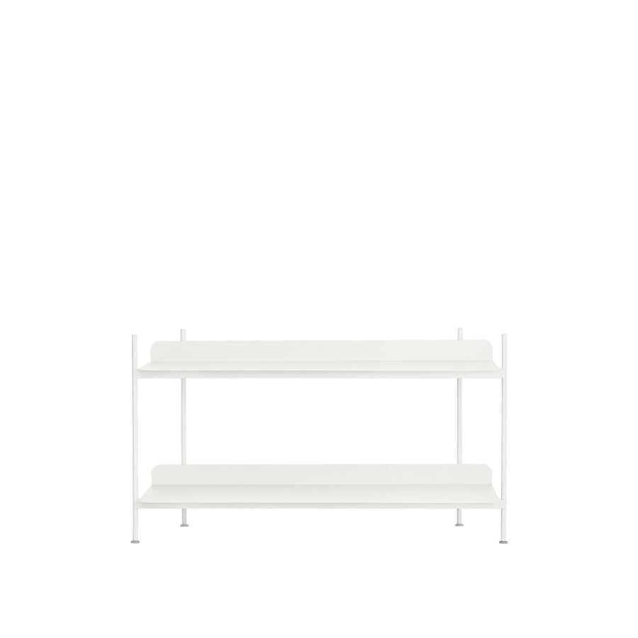 Muuto | Compile Shelving System - Configuration 1