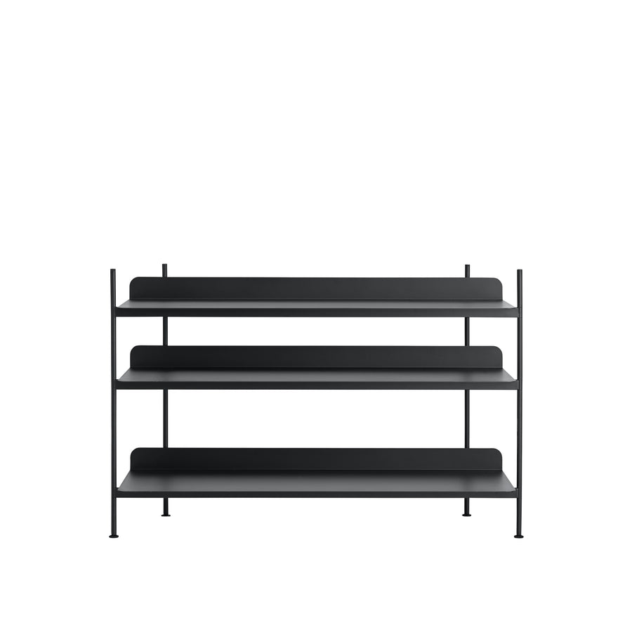 Muuto | Compile Shelving System - Configuration 2