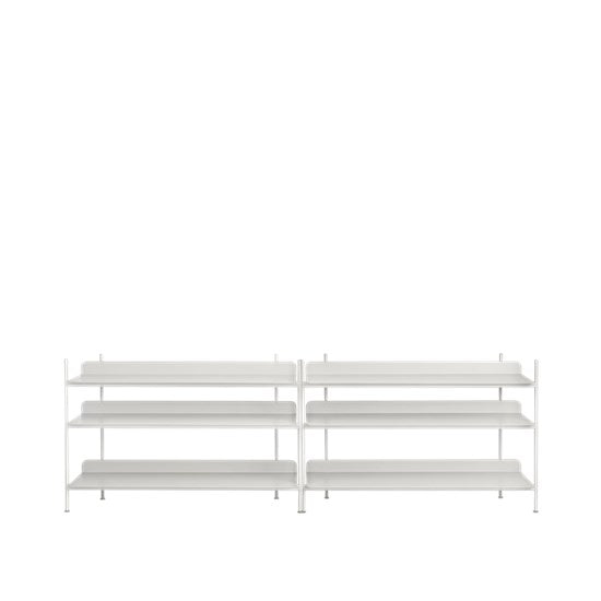 Muuto | Compile Shelving System- Configuration 6