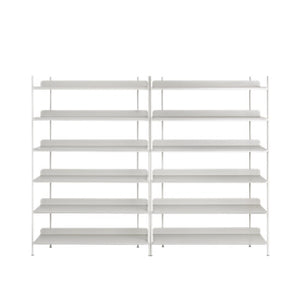 Muuto | Compile Shelving System- Configuration 8