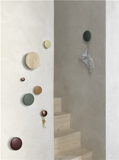 Muuto | Dots Wood- Grey