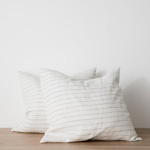 Pillow Case Set - Euro