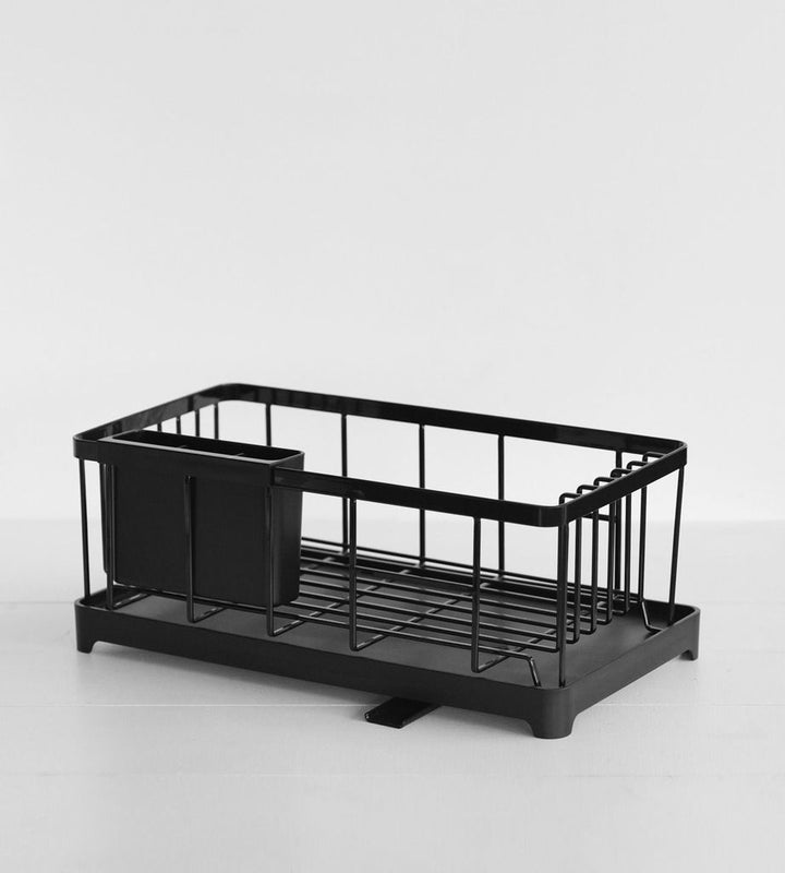 Yamazaki | Tower Sink Drainer Wire Basket - Black