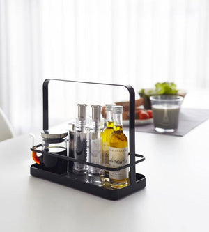 Tower Seasoning Rack - Black