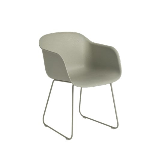 Muuto | Fiber Arm Chair - Sled Base