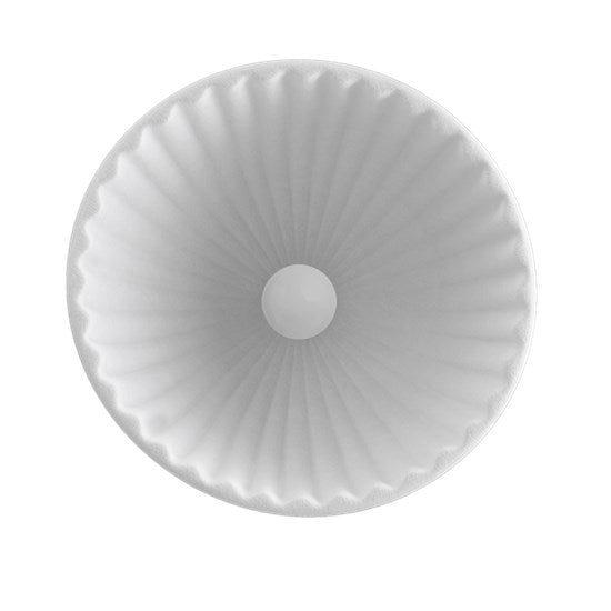 Muuto | Under The Bell Pendant Ø82- White Melange