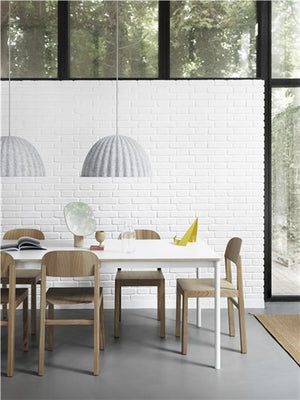 Muuto | Under The Bell Pendant Ø55- White Melange