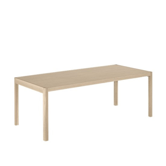Muuto | Workshop Table - Oak