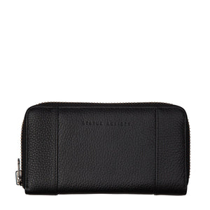 State of Flux Wallet Black