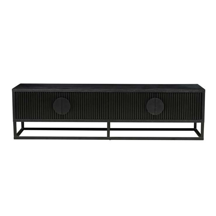 Benjamin Ripple Entertainment Unit - Matt Black