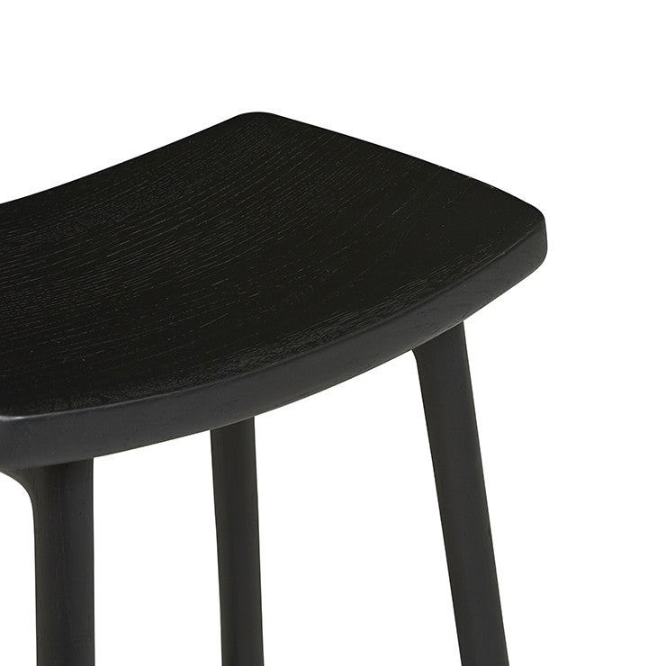 Sketch Odd Barstool - Black