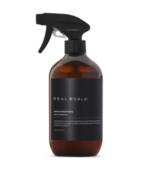 Real World | Bench Spray - White Grapefruit