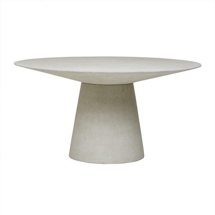 Livorno (Outdoor) Round Dining Table - Grey Speckle