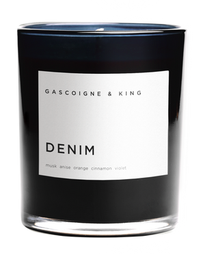 Denim Candle 400g