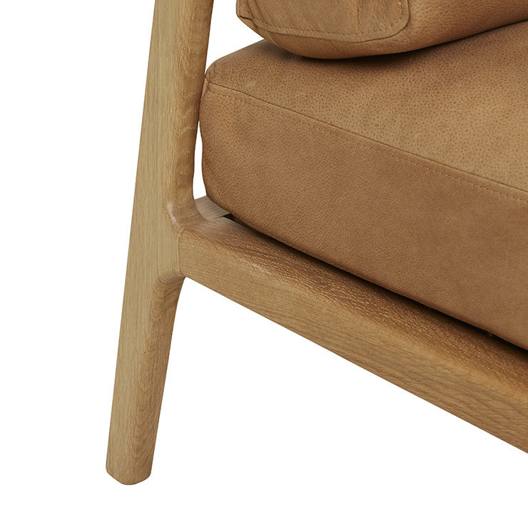 GlobeWest | Sketch Nysse Occasional Chair - Leather